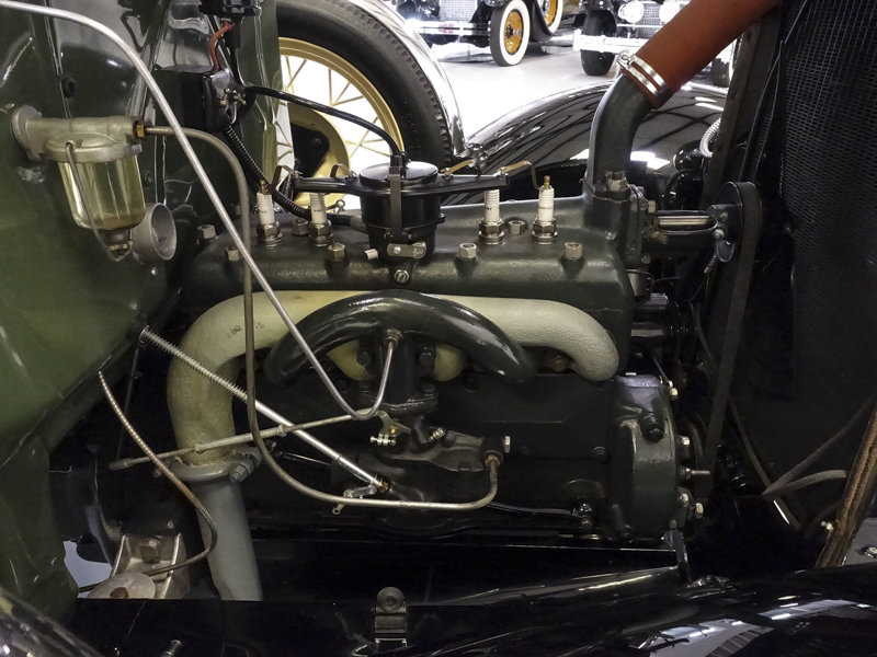 1930 Ford Model A Deluxe Rumble Seat Roadster For Sale (picture 5 of 6)