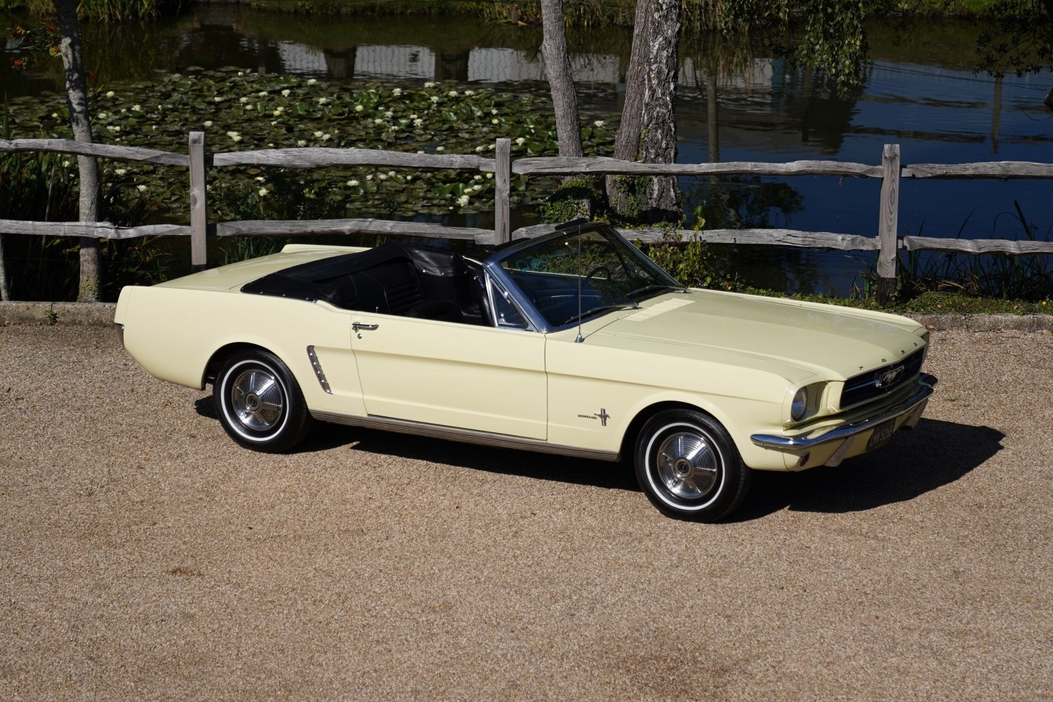 1964 Ford Mustang Pre Production Convertible For Sale (picture 1 of 6)