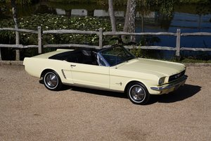 1964 Ford Mustang Pre Production Convertible