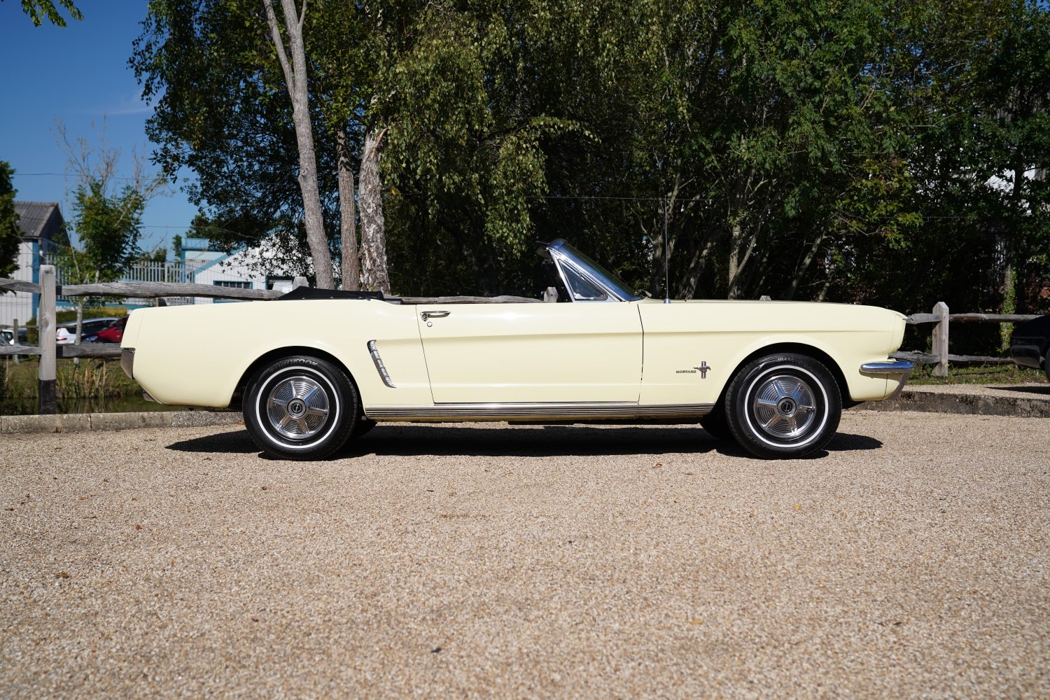 1964 Ford Mustang Pre Production Convertible For Sale (picture 3 of 6)