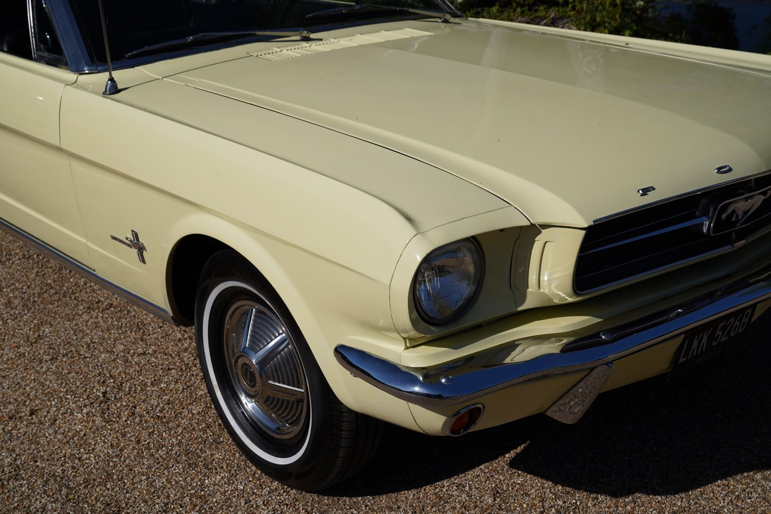 1964 Ford Mustang Pre Production Convertible For Sale (picture 4 of 6)