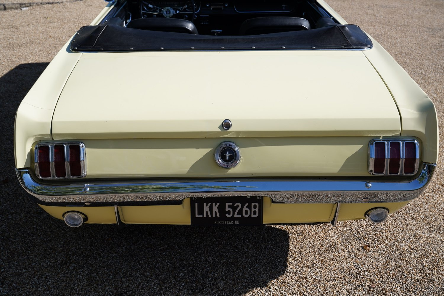 1964 Ford Mustang Pre Production Convertible For Sale (picture 5 of 6)