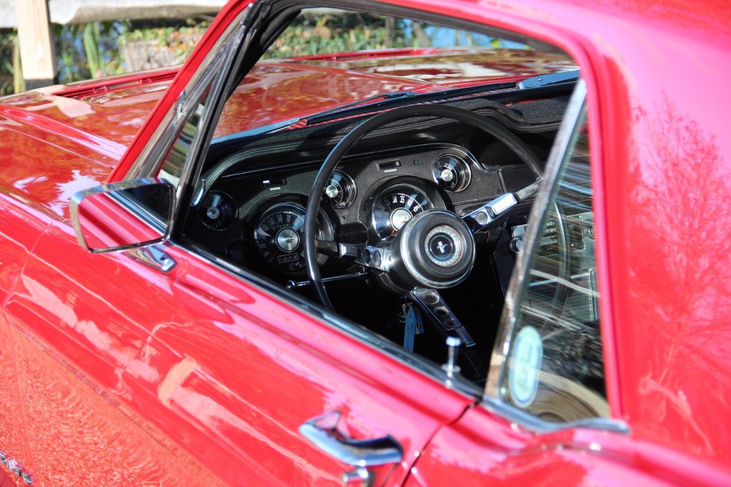 1967 Classic Ford Mustang 289 Coupe Manual For Sale (picture 5 of 6)