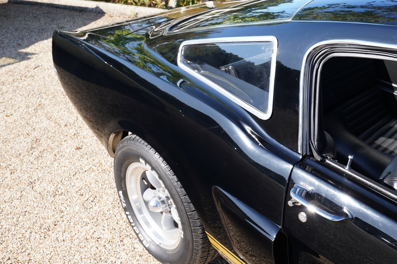 1966 Ford Mustang Fastback Rent-a-Racer Restoration For Sale (picture 5 of 6)