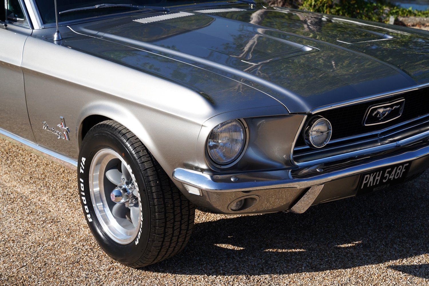 1968 Ford Mustang 289 Automatic V8 Restored & Upgraded SOLD (picture 3 of 6)