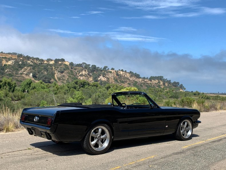 1965 Ford Mustang 347 V8 Resto-Mod Convertible $150k + spent For Sale (picture 2 of 6)