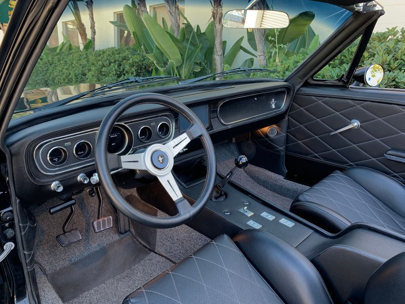 1965 Ford Mustang 347 V8 Resto-Mod Convertible $150k + spent For Sale (picture 4 of 6)