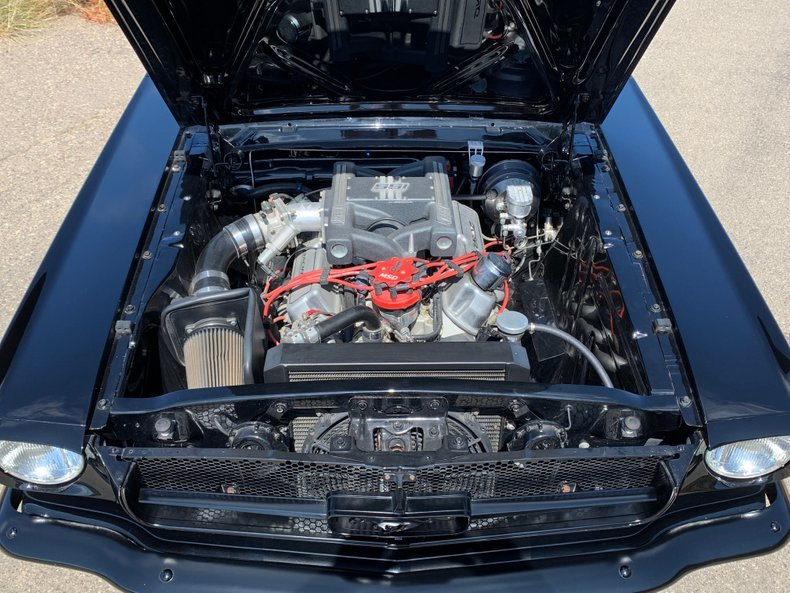 1965 Ford Mustang 347 V8 Resto-Mod Convertible $150k + spent For Sale (picture 5 of 6)