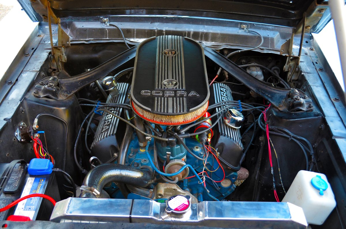 1968 Ford Mustang 351 Windsor