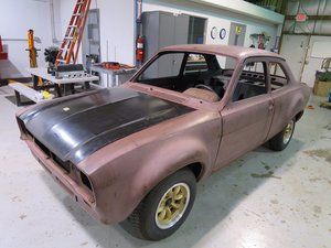 1971 Mk1 Ford Escort RS2000 Spec - Race Car Project For Sale
