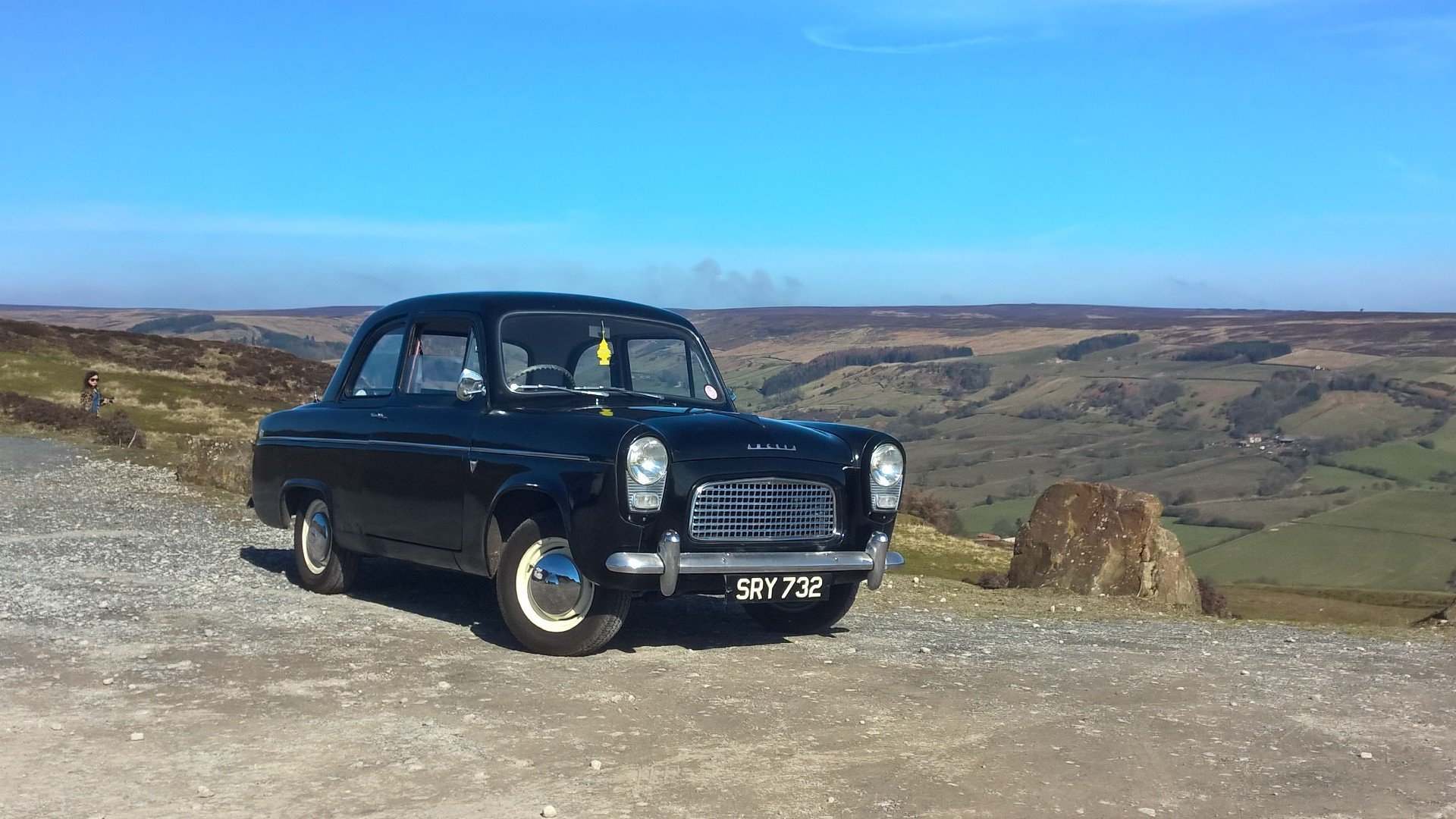 1957 FORD ANGLIA 100E For Sale (picture 3 of 6)