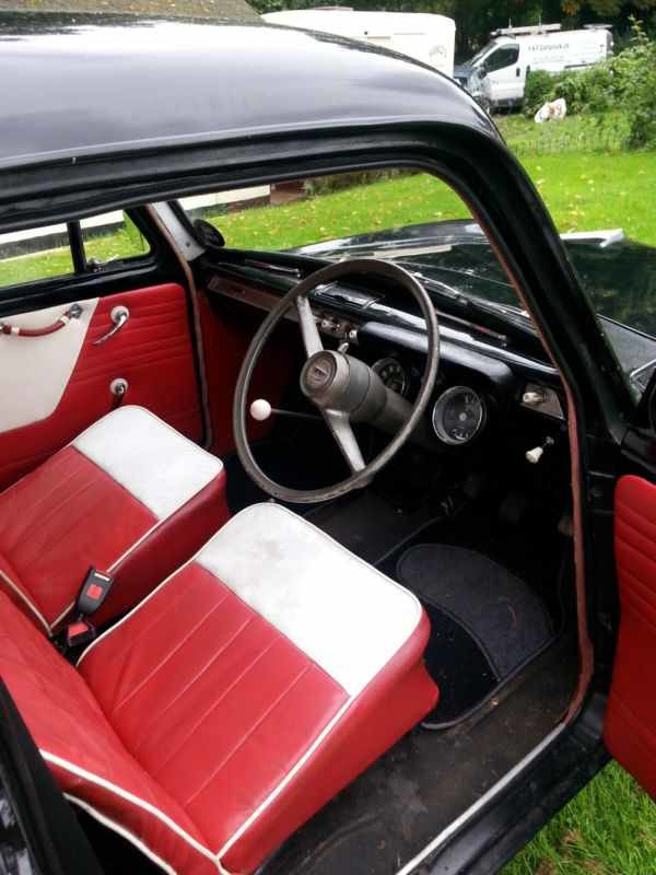 1957 FORD ANGLIA 100E For Sale (picture 4 of 6)