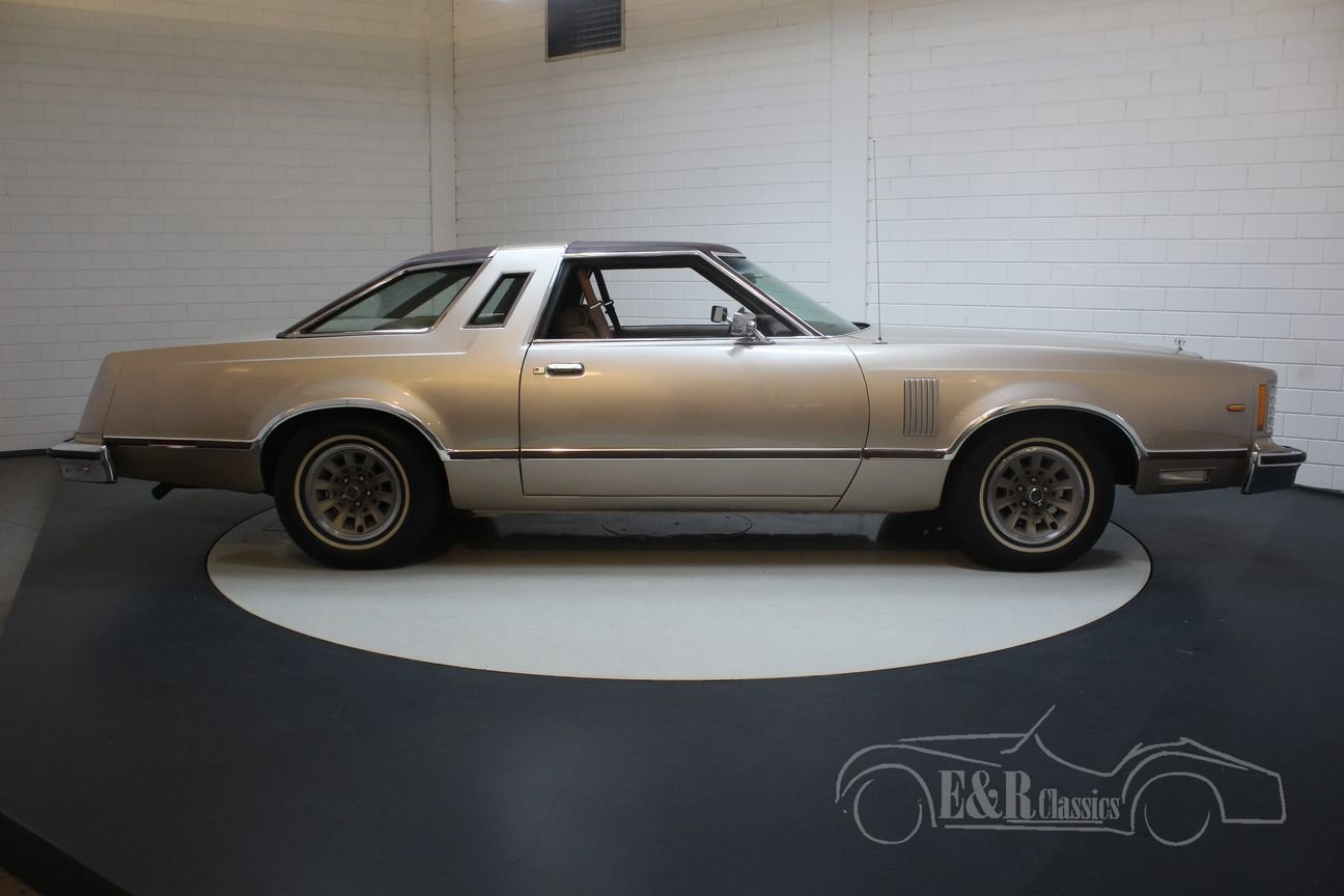 Ford Thunderbird coupe 1978 original Dutch car 40309 KM For Sale (picture 5 of 6)