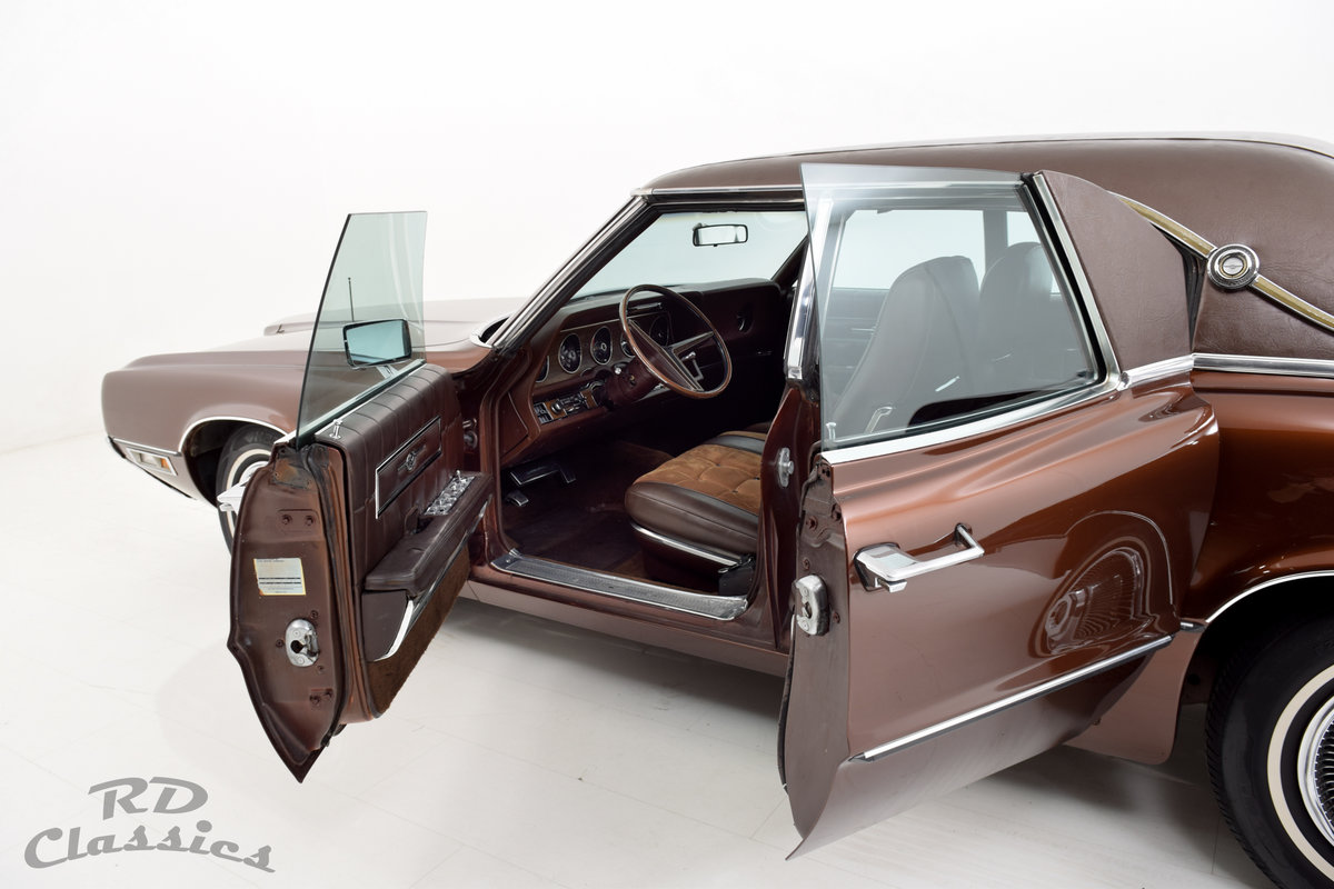 1971 Ford Thunderbird Landau Suicide Doors For Sale (picture 4 of 6)