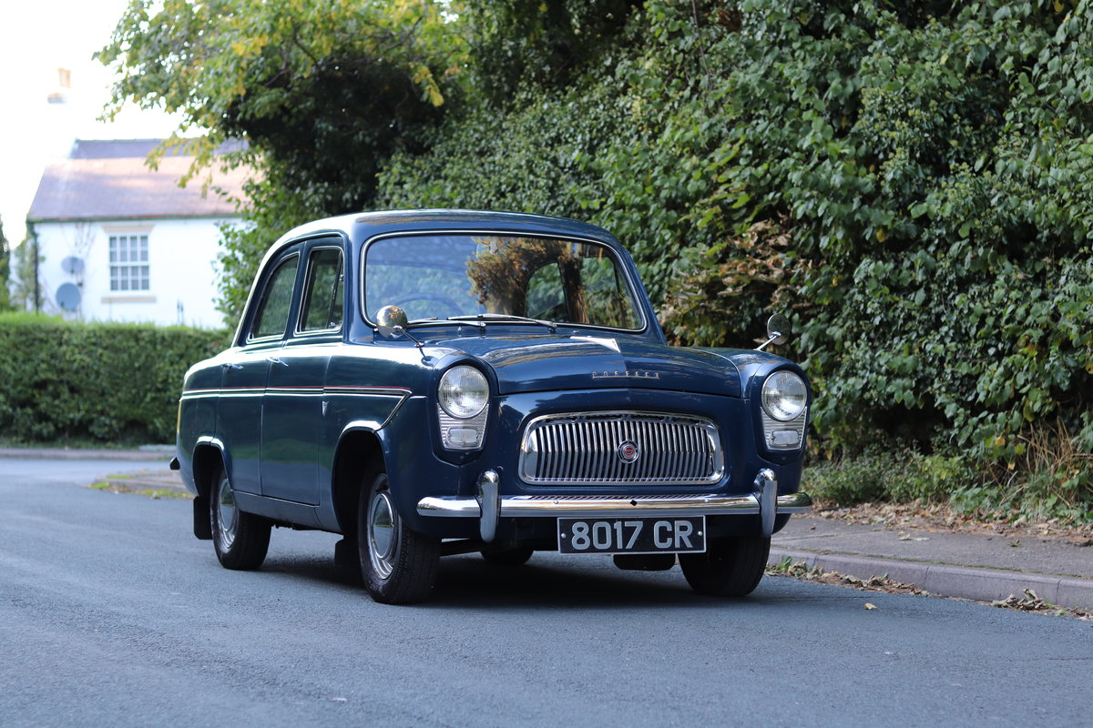 1960 Ford Prefect 107E - Unbelievable history from new! For Sale (picture 1 of 19)