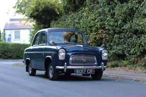 1960 Ford Prefect 107E - Unbelievable history from new!
