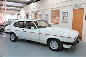 1985 - Ford Capri 2.8i Special - Diamond White For Sale