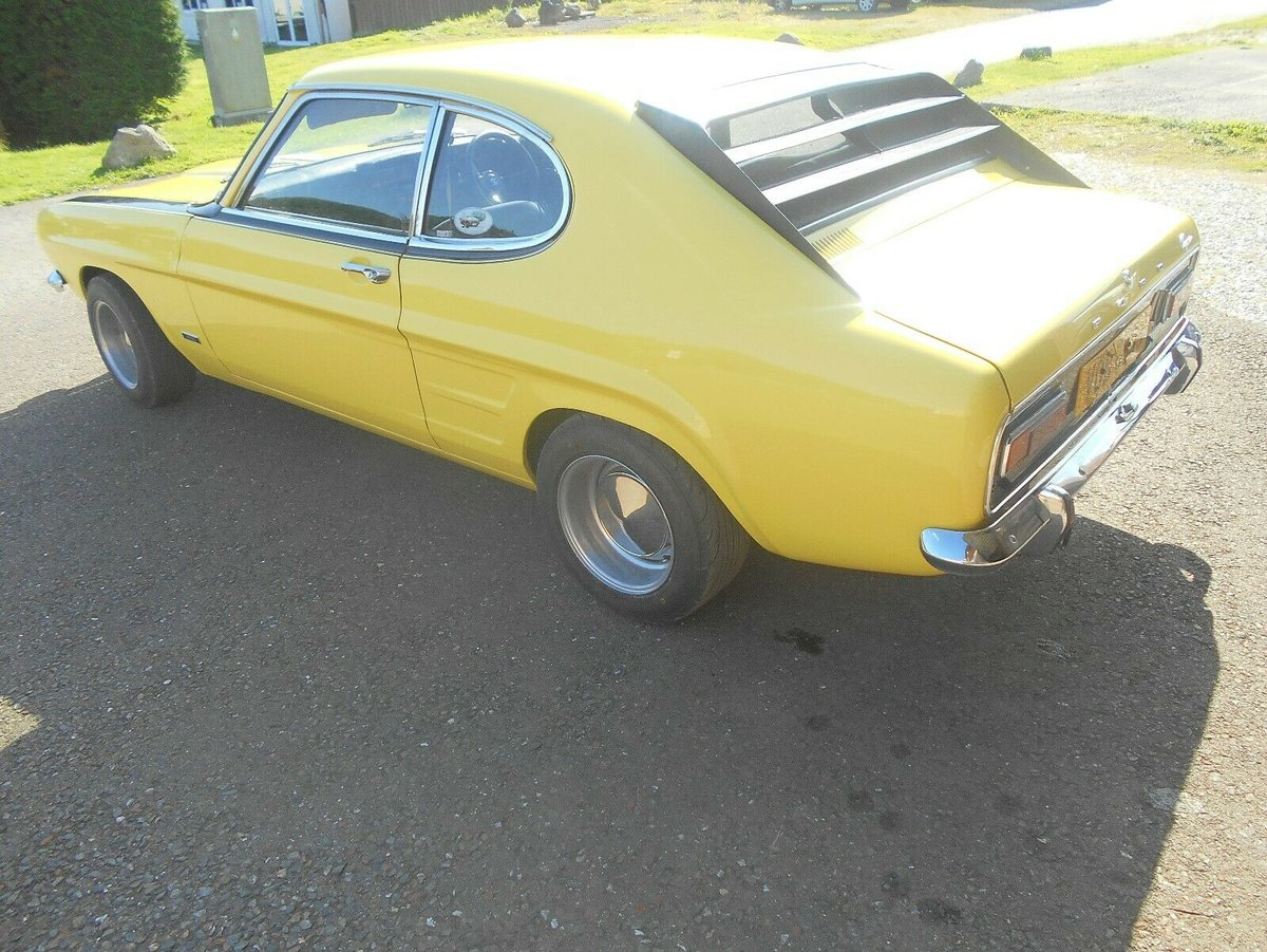 1971 Ford Capri mk1, Perana clone, Never welded no rust For Sale (picture 2 of 6)