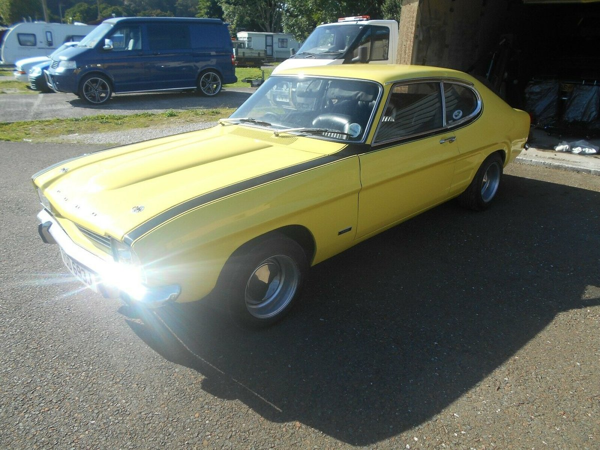 1971 Ford Capri mk1, Perana clone, Never welded no rust For Sale (picture 3 of 6)