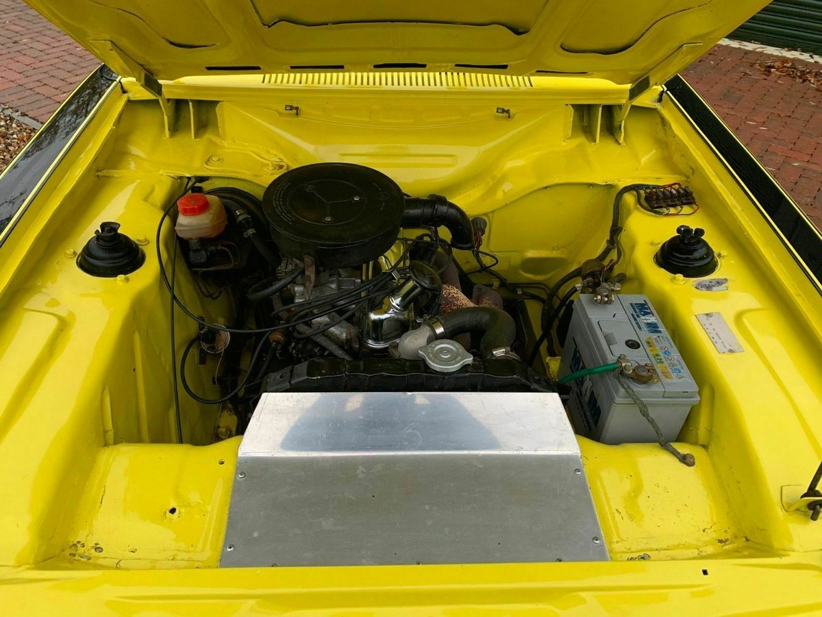 1971 Ford Capri mk1, Perana clone, Never welded no rust For Sale (picture 5 of 6)