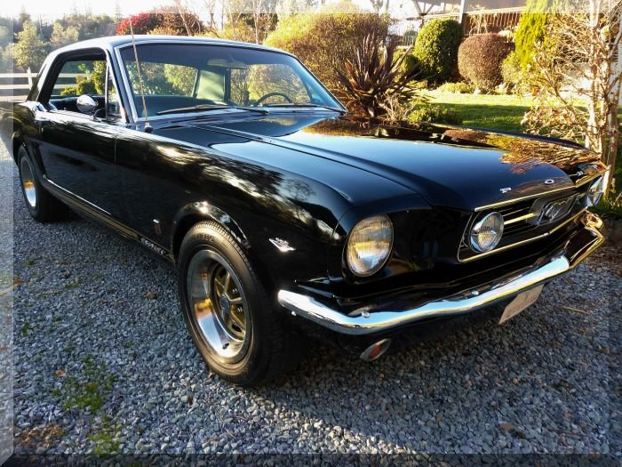 1966 Ford Mustang GT Coupe 289+ 4 Speed GT Fog Lights $21.9k For Sale (picture 2 of 6)