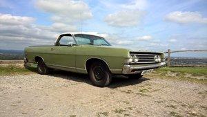 1969 Ford Ranchero 302