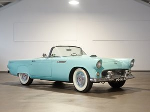 1955 Ford Thunderbird  For Sale by Auction