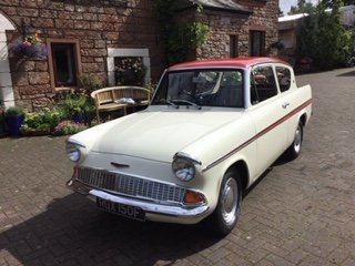 1967 Ford Anglia 1200 Super For Sale