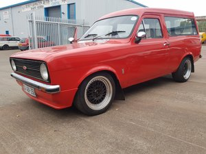 1979 Ford Escort MK2 Van For Sale