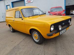 1976 Ford Escort mk2 Van For Sale