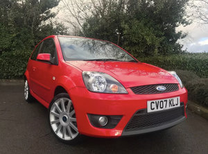 2007 Fiesta 21,000 miles 1 mature owner FSH For Sale