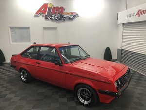 1979 FORD ESCORT MK2 RS 2000 AUSTRALIAN IMPORT