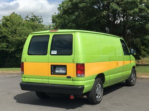 1999 Ford E-150 Econoline Cargo Van For Sale