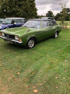 1974 Cortina Mk 3 2000E