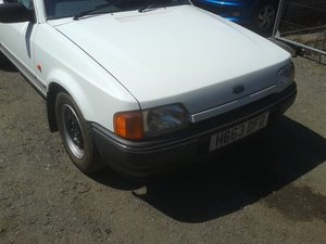 1990 Immaculate ford orion For Sale