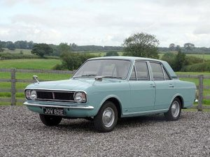 1967 Ford Cortina MKII Super For Sale by Auction