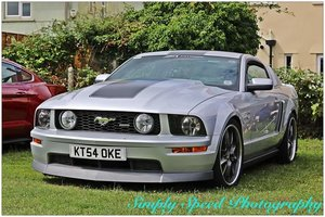 2005 Mustang Supercharged v8 ex sema showcar For Sale