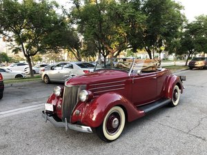 Picture of 1936 FORD ROADSTER MODEL 68 SOLD