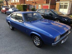 1977 Ford Capri 1.6L, Restored, Tax/MOT exempt For Sale