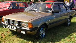1981 Ford cortina mk5 2.0gl Automatic For Sale