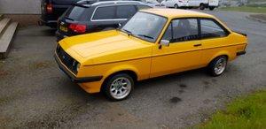 1978 Ford RS2000 custom
