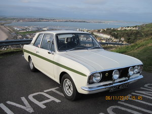 1967 Ford Lotus Cortina Mk2. For Sale