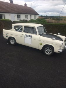1962 Ford Anglia classic For Sale