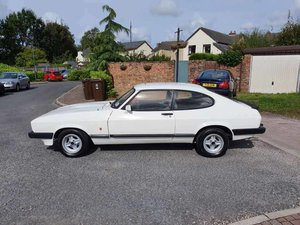 1987 Ford Capri low miles , 2 owners from new For Sale