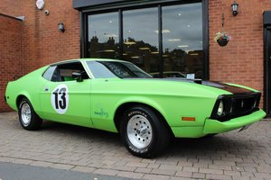 1973 Ford Mustang Mach 1 351 V8 | Satin Green For Sale