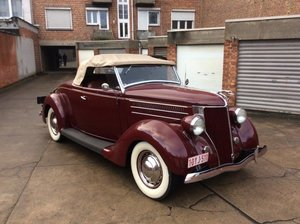 1936 Ford Roadster nice original car For Sale
