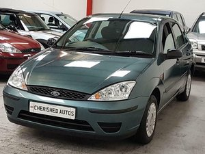 2003 FORD FOCUS 1.4 CL*GENUINE 23,000 MILES*FSH* STUNNING EXAMPLE For Sale