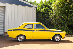 Ford Escort Mexico - Fully Restored