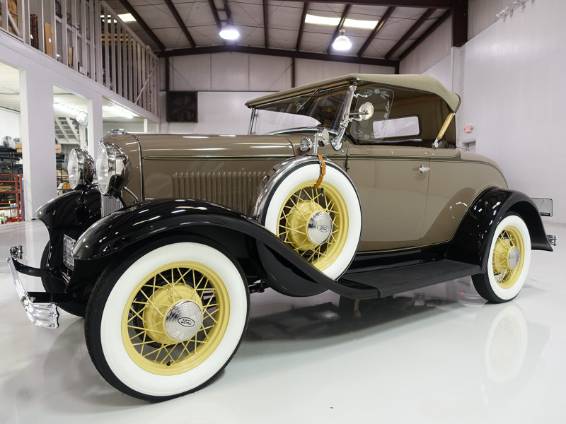 1932 Ford Model B Deluxe Roadster For Sale (picture 1 of 6)