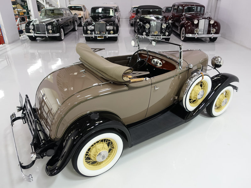 1932 Ford Model B Deluxe Roadster For Sale (picture 2 of 6)